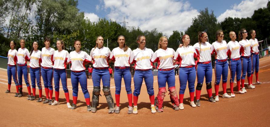 2020 Selección española de sófbol